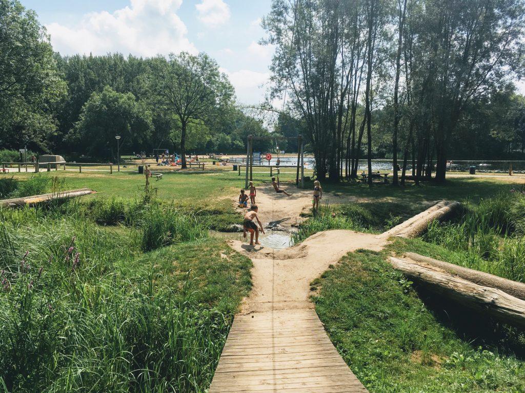 biesbosch zwemmeer