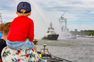 Wereldhavendagen @ Rotterdam, Zuid Holland